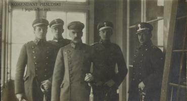 Nadwiślańskie ślady Józefa Piłsudskiego
