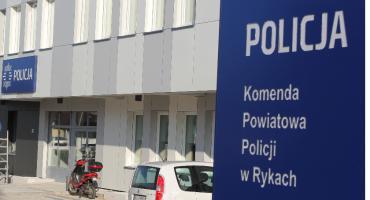 Były zastępca komendanta ryckiej policji usłyszał zarzuty