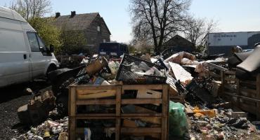 Wysypisko w Janopolu zniknie? Gmina chce zapłacić za sprzątanie