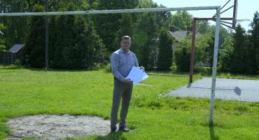 Mieszkańcy Leopoldowa chcą boiska