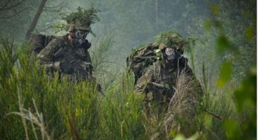 Intensywny weekend szkoleniowy dęblińskich Terytorialsów