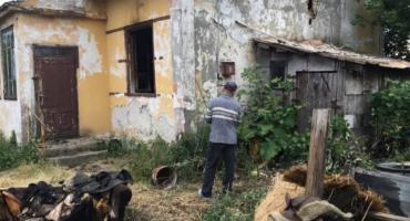 69-letni mężczyzna spłonął we własnym domu