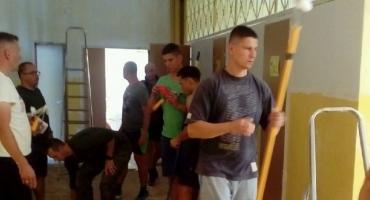 Żołnierze wyremontowali przedszkole