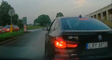 Policjant ukarany mandatem. Dlaczego ?
