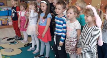 Dęblin: Maluchy z SP nr 5 świętowały Dzień Przedszkolaka