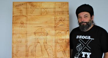 Dęblin. Symboliczne spojrzenie artysty na historię Jezusa (film)