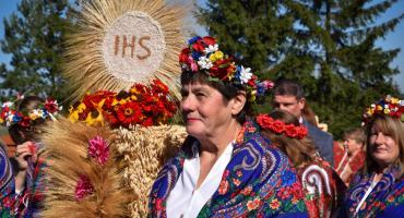 Święto żniwne i festyn w Woli Zadybskiej