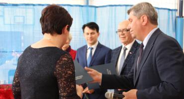Gmina Ryki. Dostali nagrody od burmistrza