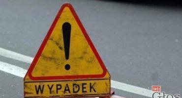 Śmiertelny wypadek w Żabiance