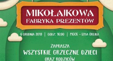 Mikołajkowa Fabryka Prezentów