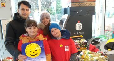 Ryki. 600 kg żywności, żeby pomóc dzieciom przetrwać zimę