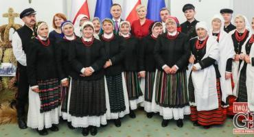 Zwiedzili Pałac Prezydencki