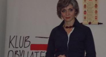 Joanna Mucha przekonywała seniorów do in vitro i antykoncepcji