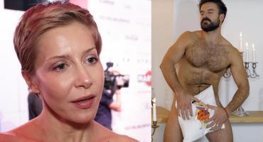 Katarzyna Warnke: To prawda, że za moim mężem oglądają się mężczyźni