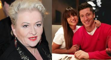 Hanna Bakuła broni Anny Lewandowskiej: Nigdy nie była w cieniu męża