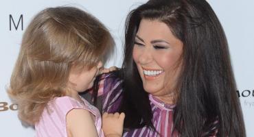 Iwona Węgrowska o talencie wokalnym córki:Będzie lepsza ode mnie,jak Whitney Houston