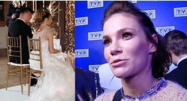 Maja Bohosiewicz zaskoczona własnym ślubem: Zrobiony był tak, że wow!