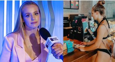 Wiktoria Gąsiewska o skandalu ze zdjęciem w bikini: Nie wiedziałam, ze to wywoła niesmak