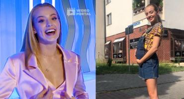 Wiktoria Gąsiewska jest w ciąży? Aktorka wyjaśnia