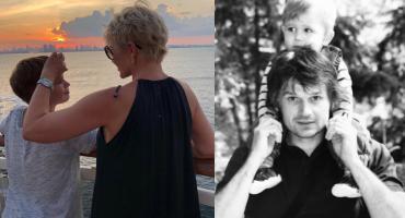 Joanna Racewicz w rocznicę ślubu zdecydowała się na niezwykły gest. Jej syn wciąż pyta o tatę...
