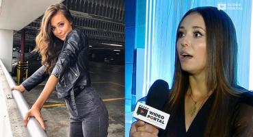 Izabella Krzan oburzona: To irracjonalny komentarz, że nie umiem tańczyć!
