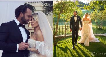 Ach, co to był za ślub! Doda i Emil Stępień pobrali się w hiszpańskiej Marbelli