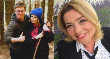 Małgorzata Ostrowska-Królikowska namawia syna na ślub. Jak chce go przekonać?
