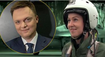 Żona Szymona Hołowni zostanie nową Pierwszą Damą? Wykonuje nietuzinkowy zawód