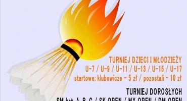III Grand Prix Jednorożca w badmintonie - zaproszenie