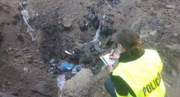 Wspólnie zadbajmy o środowisko. Nie dopuśćmy do nielegalnego składowania i przewożenia niebezpiecznych odpadów