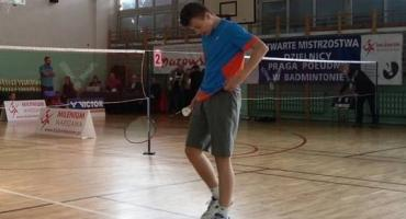 Adam Krukowski, jednorożecki zawodnik badmintona, zajmuje 45. miejsce w rankingu Polski