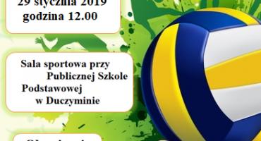 Chorzele: Pierwszy Turniej w Piłkę Siatkową o Puchar Radnego