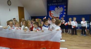 Obchody 100-lecia Niepodległości Polski w Bajkowym Przedszkolu