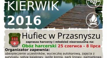 Obóz Harcerski Hufca Przasnysz
