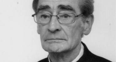 Zmarł ojciec Czesław Buszta CP