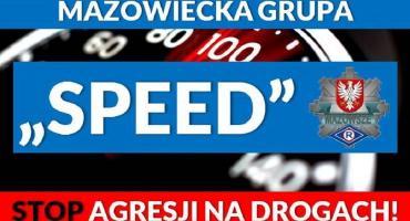 Mazowiecka Grupa SPEED już działa. Będzie postrachem agresywnych kierowców
