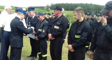 OSP Łanięta, Romany Sebory i Chmieleń Wielki na podium w niedzielnych zawodach