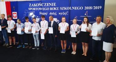 Podsumowanie Powiatowych Igrzysk Młodzieży Szkolnej 2018/2019.