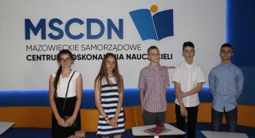 Sukces siódmoklasistów z Krasnego