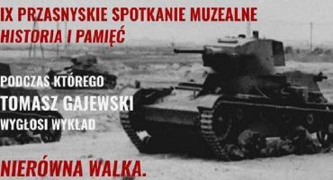 IX Przasnyskie Spotkanie Muzealne Historia i Pamięć