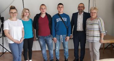 Powiat przasnyski powitał kolejnych nowych przedsiębiorców