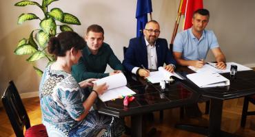 Rusza przebudowa drogi powiatowej Jednorożec – Kuchny – Płoniawy