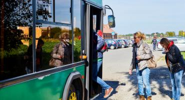 Powstanie siedem nowych tras autobusowych w powiecie przasnyskim [Wideo]