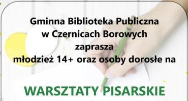 Zostań pisarzem. Przyjdź na warsztaty z panem Radosławem Lewandowskim autorem książek.