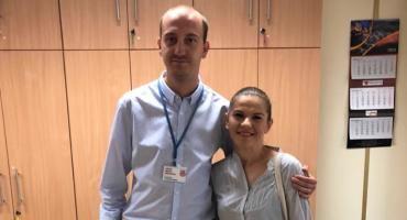 Magdalena Tabaka w ciągu 15 dni pokonała Główny Szlak Beskidzki