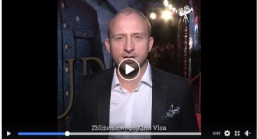 Borys Szyc zaprasza na film