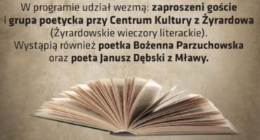 Jesienne konfrontacje w Miejskiej Bibliotece Publicznej - zaproszenie
