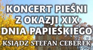 Koncert Pieśni z okazji Dnia Papieskiego w Czernicach Borowych