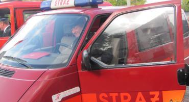 KP PSP Przasnysz przekazało dwa samochody pożarnicze dla jednostek OSP [Zdjęcia]