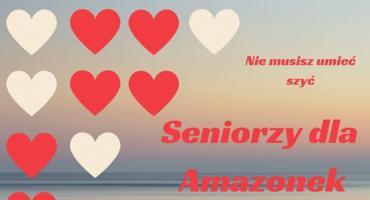 Serce od Serca, czyli Seniorzy dla Amazonek